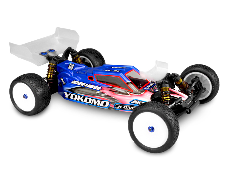Jコンセプト 0321L F2 Body For Yokomo YZ-2
