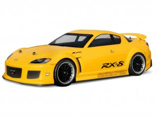 HPI 7488  MAZDA RX-8 MAZDASPEED A SPEC BODY (200mm/WB255mm)