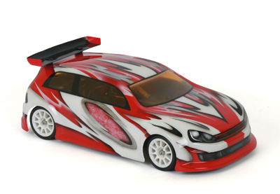 アクティブホビー 60904 BLITZ Mini GTI New M-Class Sedan body