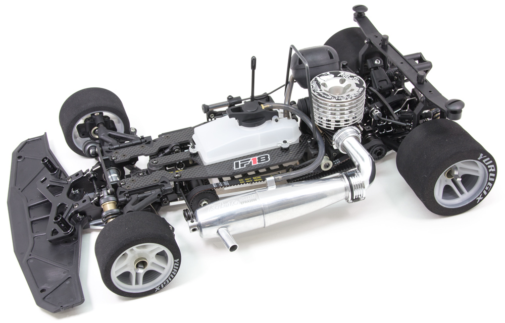 INFINITY 特価 CM-00003 IF18 1/8 GP RACING CHASSIS KIT