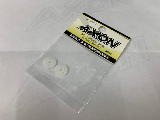AXON DD-SP-101 REVOSHOCK II PISTON for Front (12hole/2pic)