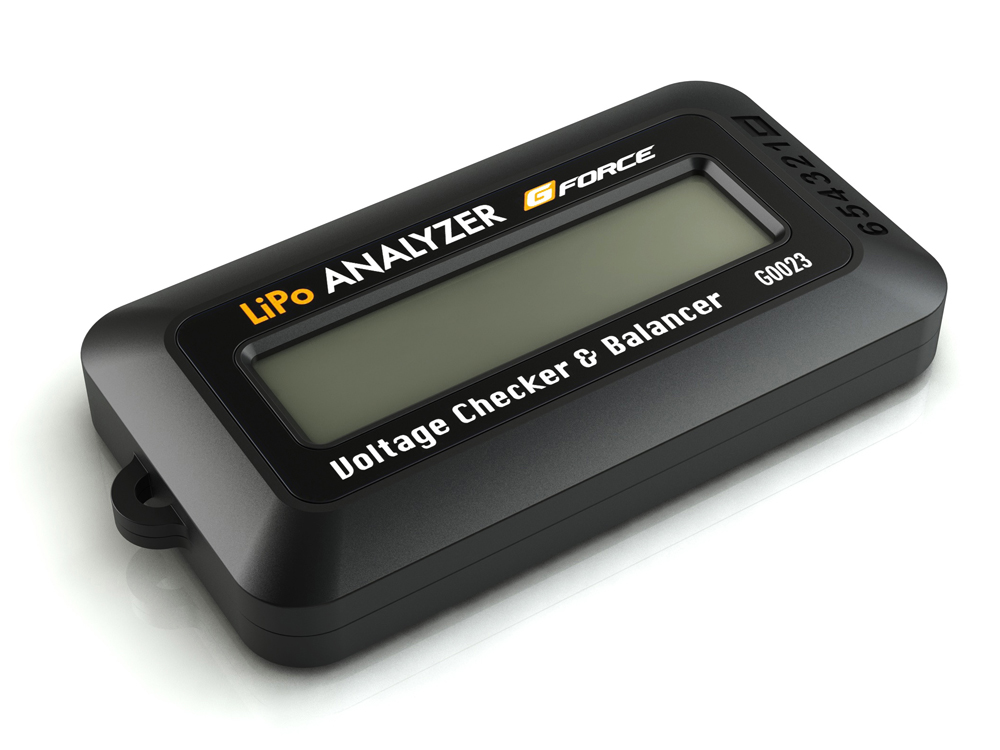 G-FORCE G0023 LiPo Analyzer