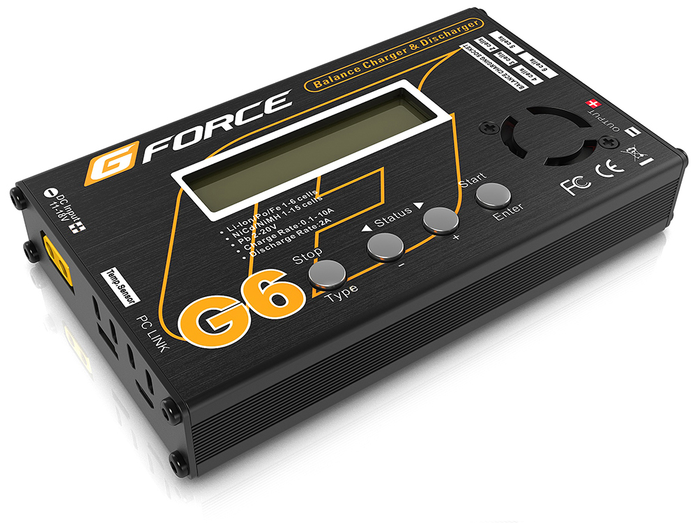 G-FORCE G0032 G6 CHARGER