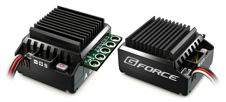 G-FORCE G0191 TS90A Plus ESC(Black)