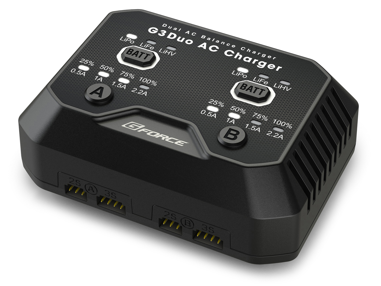 G-FORCE G0318 G3 DUO AC CHARGER