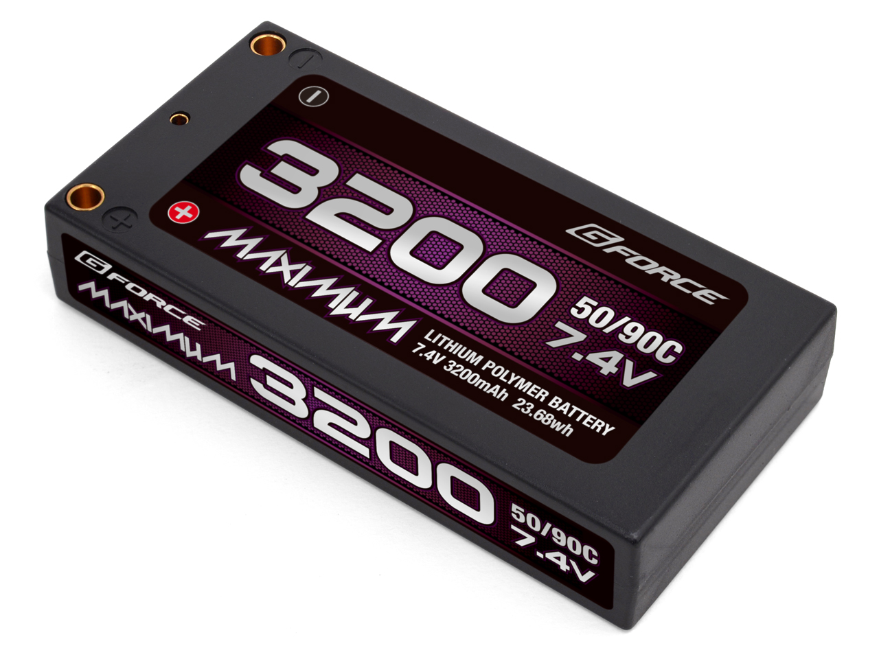 G-FORCE GFG010 Maximum LiPo 7.4V 3200mAh