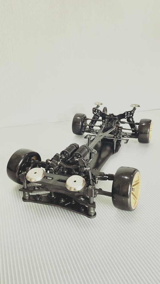 3レーシング KIT-SAKURA D5S SAKURA D5S SportEdition ドリフトキット