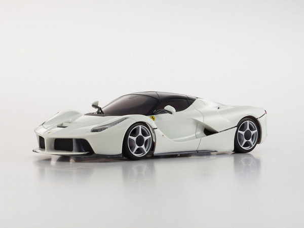 京商 MZP224W ASC MR-03W-MM La Ferrari White version