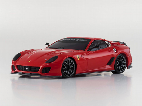 京商 MZP227TR SC MR-03W-MM Ferrari 599XX Testcar Red