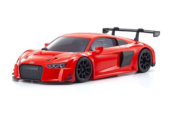 "京商 MZP234R ASC MR03W-MM Audi R8 LMS 2015 ""Red"""