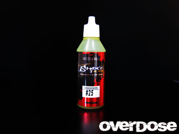 OVER DOSE OD1155a ハイパフォーマンスサスペンションオイル #25