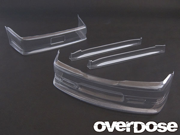 OVER DOSE OD1349a OD クレスタ用エアロパーツキット