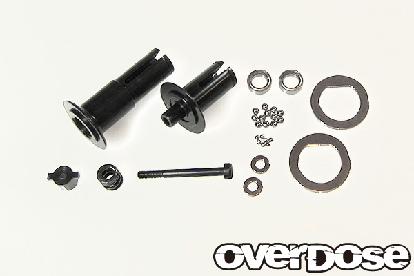 OVERDOSE OD1631a ボールデフセット (For Divall)