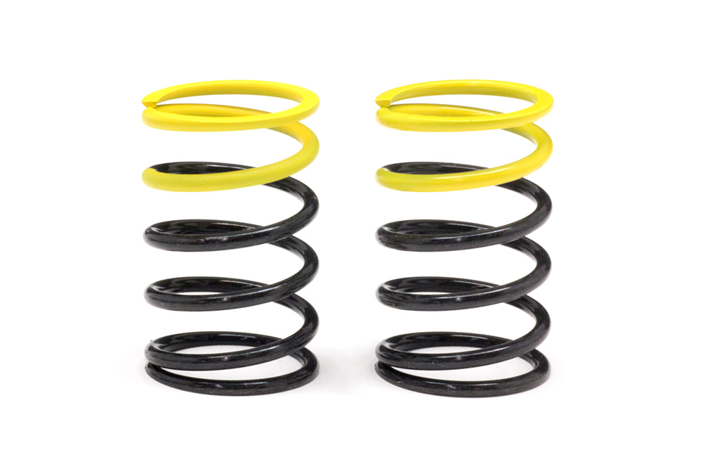 RIDE 28068 1/8 GT GT Pro Spring (H40) Spec 2.4mm Yellow