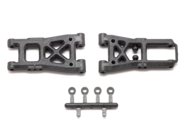 INFINITY T014 SUSPENSION ARM SET (HARD)