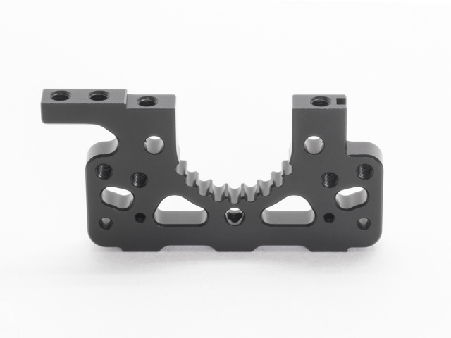 INFINITY T024 BULKHEAD LOWER (Black/7075)