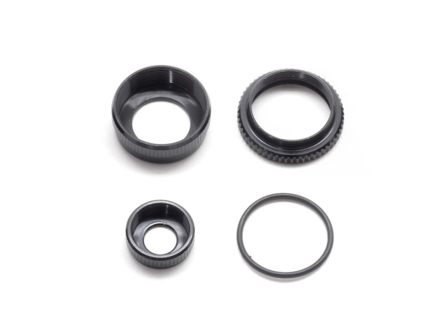 INFINITY T048 SHOCK CAP,LOW CAP,ADJ NUT SET (1set)