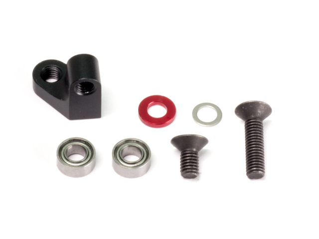 INFINITY T108 REAR BELT ROLLER SET (IF14/Black)