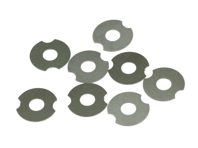 INFINITY T143 WHEEL SHIM 0.25mm (SUS/8pcs)
