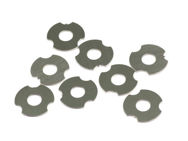 INFINITY T144 WHEEL SHIM 0.5mm (SUS/8pcs)