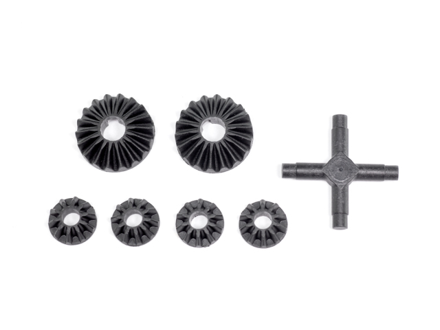 INFINITY T148 BEVEL GEAR SET for PRO-GEAR DIFF