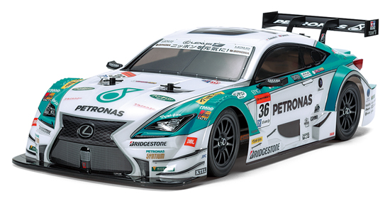 タミヤ 58619 PETRONAS TOM'S RC F(TT-02シャーシ)