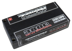 とりおん TGB-3800HV TRION Graphene Li-Po Battery 3800mAh/7.6V/120C