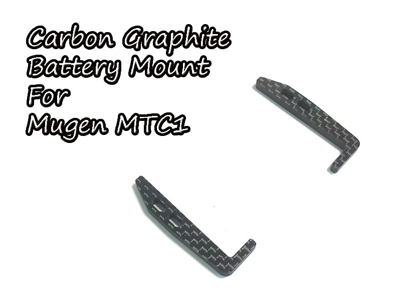 VIGOR TH062-MB Carbon Graphite Battery Mount For Mugen MTC1