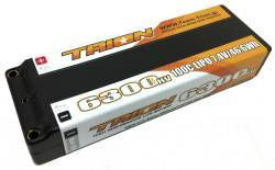 とりおん TB-6300HV4 TRION Li-Po Battery 6300mAh/7.4V/100C 4mm (46.6Wh)