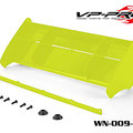 RICKSIDE DESIGN WN-009-Y 1/8 Buggy/Truggy Wing (Yellow)