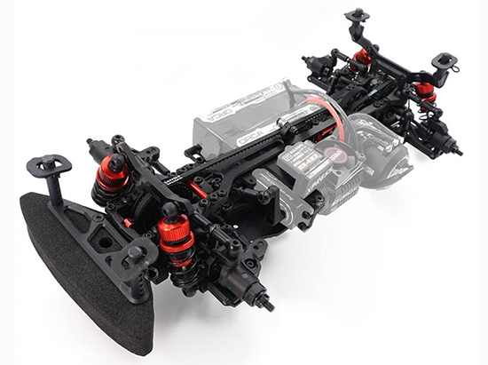 パワーズジャパン XP-90005 Execute XM1S 1/10 4WD Mini Touring Car Kit