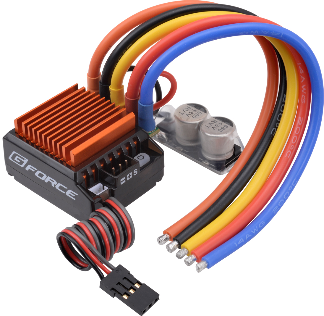 G-FORCE G0195 TS90A Plus ESC(Orange)