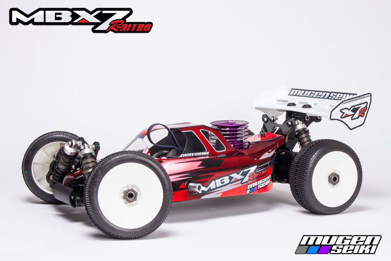 9/7up! 無限精機 E2015 MBX-7R シャーシキット
